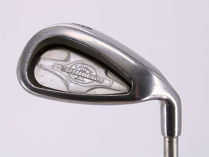 Callaway X-14 Single Iron 9 Iron Stock Graphite Shaft Graphite Ladies Right Handed 36.0in