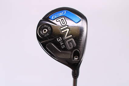 Ping G30 Fairway Wood 3 Wood 3W 14.5° Ping Tour 65 Graphite Stiff Right Handed 42.75in