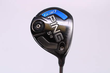 Ping G30 Fairway Wood 5 Wood 5W 18° Ping Tour 65 Graphite Stiff Right Handed 42.25in