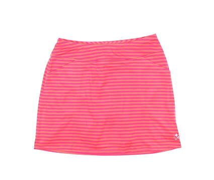New Womens Jo Fit Mina Skort X-Small XS Pink MSRP $90 GB070-STS