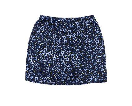 New Womens Jo Fit Mina Skort Small S Navy Blue MSRP $90 UB936-MDP