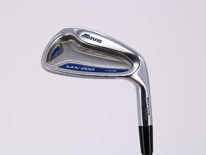 Mizuno MX 200 Single Iron Pitching Wedge PW Grafalloy ProLaunch Axis Graphite Regular Right Handed 35.75in