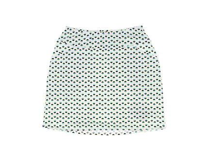 New Womens Jo Fit Mina Skort X-Small XS White MSRP $90 UB936-RDP