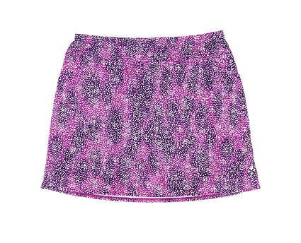 New Womens Jo Fit Mina Skort Large L Purple MSRP $88 UB436-SPL