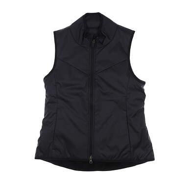 New Womens Nike Golf Vest X-Small XS Black MSRP $100 CK5866-010