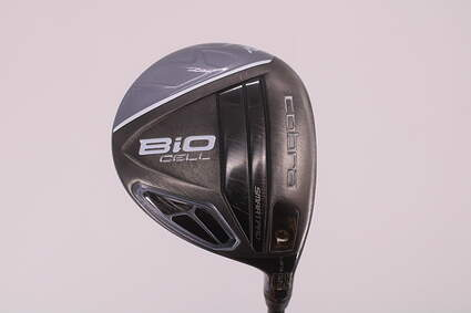 Cobra Bio Cell + Silver Fairway Wood 3 Wood 3W 13.5° Project X PXv Graphite Regular Right Handed 43.5in