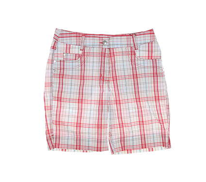 New Womens Daily Sports Laurie Shorts 6 Multi MSRP $110 743/246