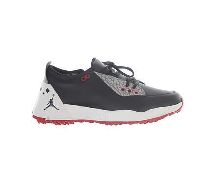 New Mens Golf Shoe Jordan ADG 2 11.5 Black/White MSRP $150 CT7812 001