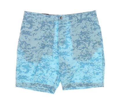 New Mens Adidas Golf Shorts 36 Blue MSRP $75 GM0295