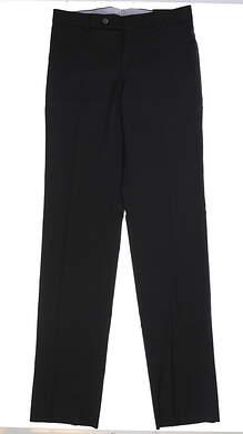 New Mens Ballin Soho Pants 31 xUn-Hemmed Black MSRP $195 M55499244