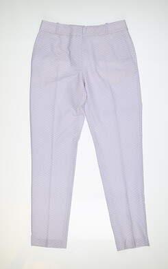 New Womens Fairway & Greene Golf Pants 2 Blue MSRP $130 H32285