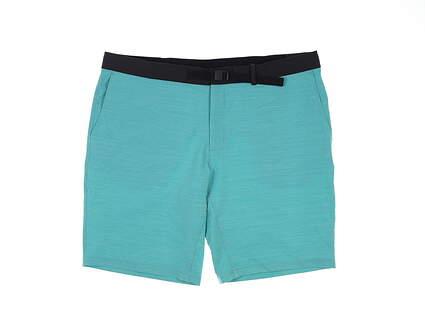 New Mens Nike Flex Golf Shorts 38 Blue MSRP $75 AJ5779-309