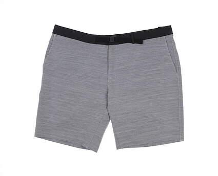 New Mens Nike Flex Golf Shorts 40 Gray MSRP $75