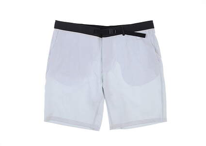 New Mens Nike Flex Golf Shorts 40 Gray MSRP $75 AJ5779-043