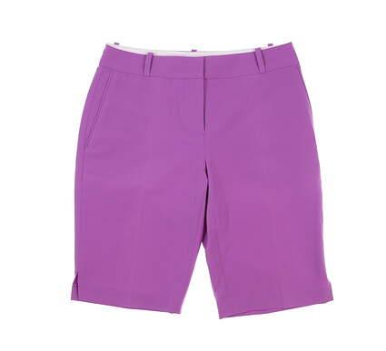 New Womens Fairway & Greene Macie Shorts 6 Purple MSRP $95 E12183