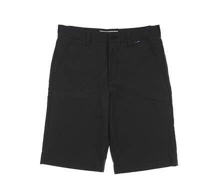 New Mens Travis Mathew J-Hef Flex Shorts Large L Black MSRP $60 1BK001