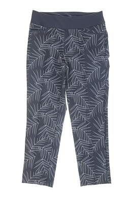 New Womens Adidas Golf Pants Small S Gray MSRP $85 122955373