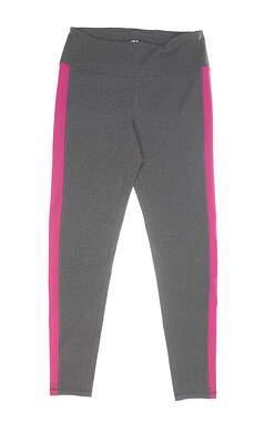 New Womens Footjoy Leggings Medium M Gray MSRP $80 23909