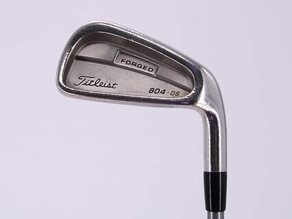 Titleist 804.OS Single Iron 6 Iron Titleist 3980 Graphite Regular 38.0in