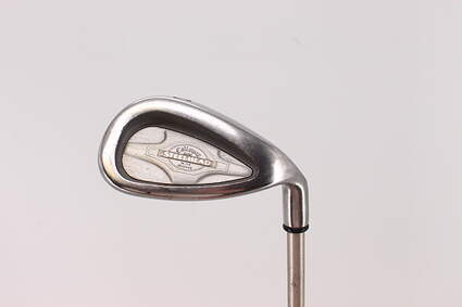 Callaway X-14 Single Iron Pitching Wedge PW Callaway Gems Graphite Ladies Right Handed 34.75in