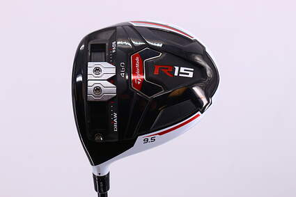 TaylorMade R15 Driver 9.5° UST Competition 65 SeriesLight Graphite Regular Left Handed 45.75in