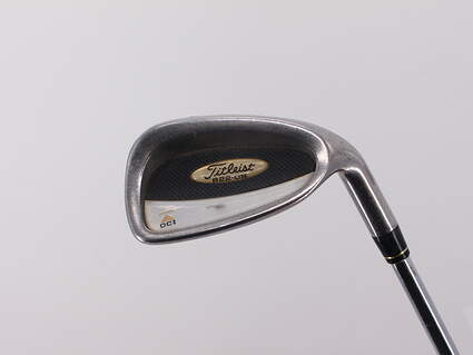 Titleist DCI 822 Oversize Single Iron Pitching Wedge PW True Temper Dynamic Gold R300 Steel Regular Right Handed 36.25in