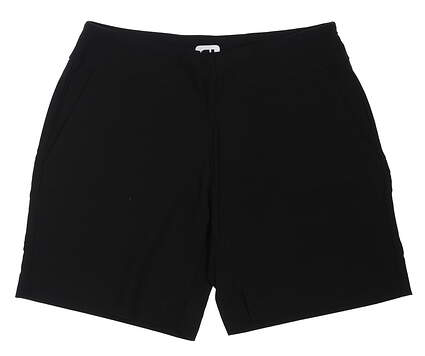 New Womens Footjoy Shorts Small S Black MSRP $75 24099