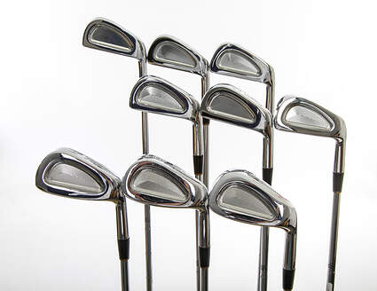 Tour Issue Titleist Davis Love Forged Prototype Iron Set 3-PW True Temper Dynamic Gold X100 Steel Right Handed 38.0in