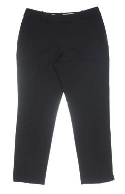 New Womens Fairway & Greene Pants 10 Black MSRP $120
