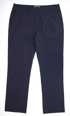 New Mens Travis Mathew Hough Pants 38 Blue Nights MSRP $100 ME300HO