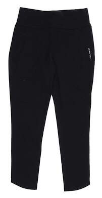 New Womens Zero Restriction CiCi Leggings Small S Black MSRP $75 P593L