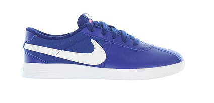 New Womens Golf Shoe Nike Lunar Bruin Medium 8 Royal Blue 704425 MSRP $110