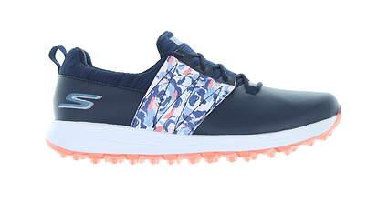 New Womens Golf Shoe Skechers Go Golf Max Lag Medium 7 Navy MSRP $85