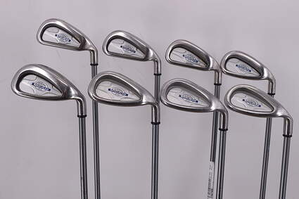 Callaway X-14 Iron Set 5-PW GW SW Callaway Stock Graphite Graphite Senior Right Handed 38.0in