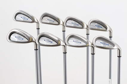 Callaway X-14 Iron Set 4-PW SW Callaway Stock Graphite Graphite Senior Right Handed 38.0in