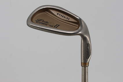 Cobra Lady II Oversize Single Iron Pitching Wedge PW Cobra IQ System Hump Graphite Ladies Right Handed 35.25in