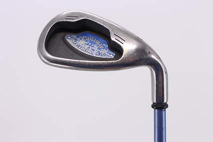 Callaway X-16 Single Iron 8 Iron System UL 45 Graphite Ladies Right Handed 35.75in