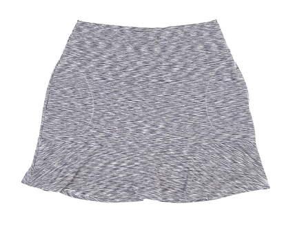 New Womens Zero Restriction Mae Skort Medium M Gray 0433L MSRP $98
