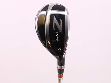 Srixon Z H65 Hybrid 4 Hybrid 22° Miyazaki Kaula 7 Graphite Regular Right Handed 40.0in