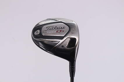 Titleist 910 D3 Driver 8.5° Mitsubishi Diamana S+ Blue 60 Graphite Regular Right Handed 45.0in