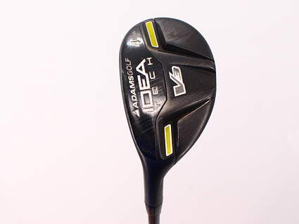 Adams Idea Tech V3 Hybrid 4 Hybrid Stock Graphite Shaft Graphite Regular Left Handed 40.0in