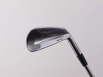 Mizuno MP 32 Single Iron 3 Iron True Temper Dynamic Gold S300 Steel Stiff Right Handed 39.75in