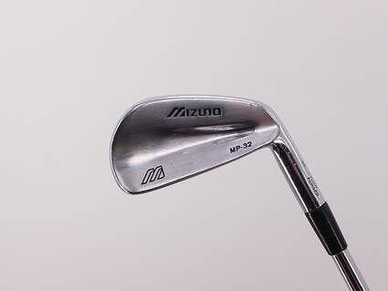 Mizuno MP 32 Single Iron 4 Iron True Temper Dynamic Gold S300 Steel Stiff Right Handed 39.25in