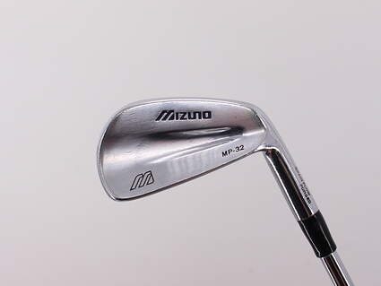 Mizuno MP 32 Single Iron 6 Iron True Temper Dynamic Gold S300 Steel Stiff Right Handed 37.0in