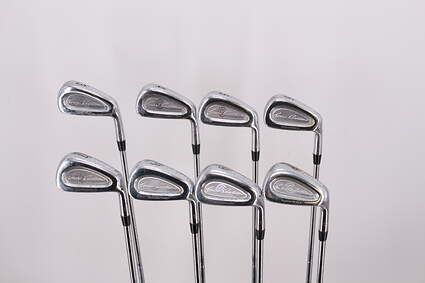 Cleveland TA3 Form Forged Iron Set 3-PW True Temper Dynamic Gold Lite S300 Steel Stiff Right Handed 38.25in