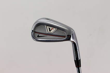 Nike Victory Red Split Cavity Single Iron Pitching Wedge PW True Temper Dynamic Gold R300 Steel Regular Right Handed 35.75in