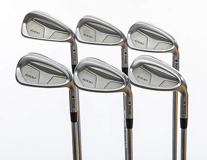 Ping i200 Iron Set 6-PW GW Nippon NS Pro 850GH Steel Stiff Right Handed Black Dot 37.75in