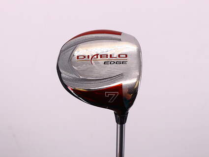 Callaway Diablo Edge Fairway Wood 7 Wood 7W Callaway Diablo Edge Fairway Graphite Ladies Right Handed 41.0in