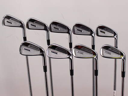TaylorMade P760 Iron Set 3-PW GW True Temper Dynamic Gold X100 Steel X-Stiff Right Handed 37.75in
