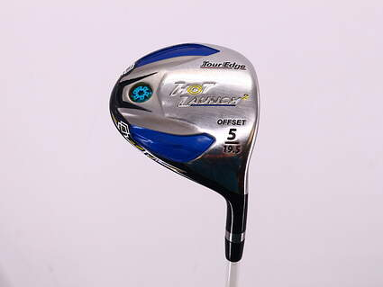 Tour Edge Hot Launch 2 Offset Fairway Wood 5 Wood 5W 19.5° Tour Edge Hot Launch 45 Graphite Ladies Right Handed 41.5in